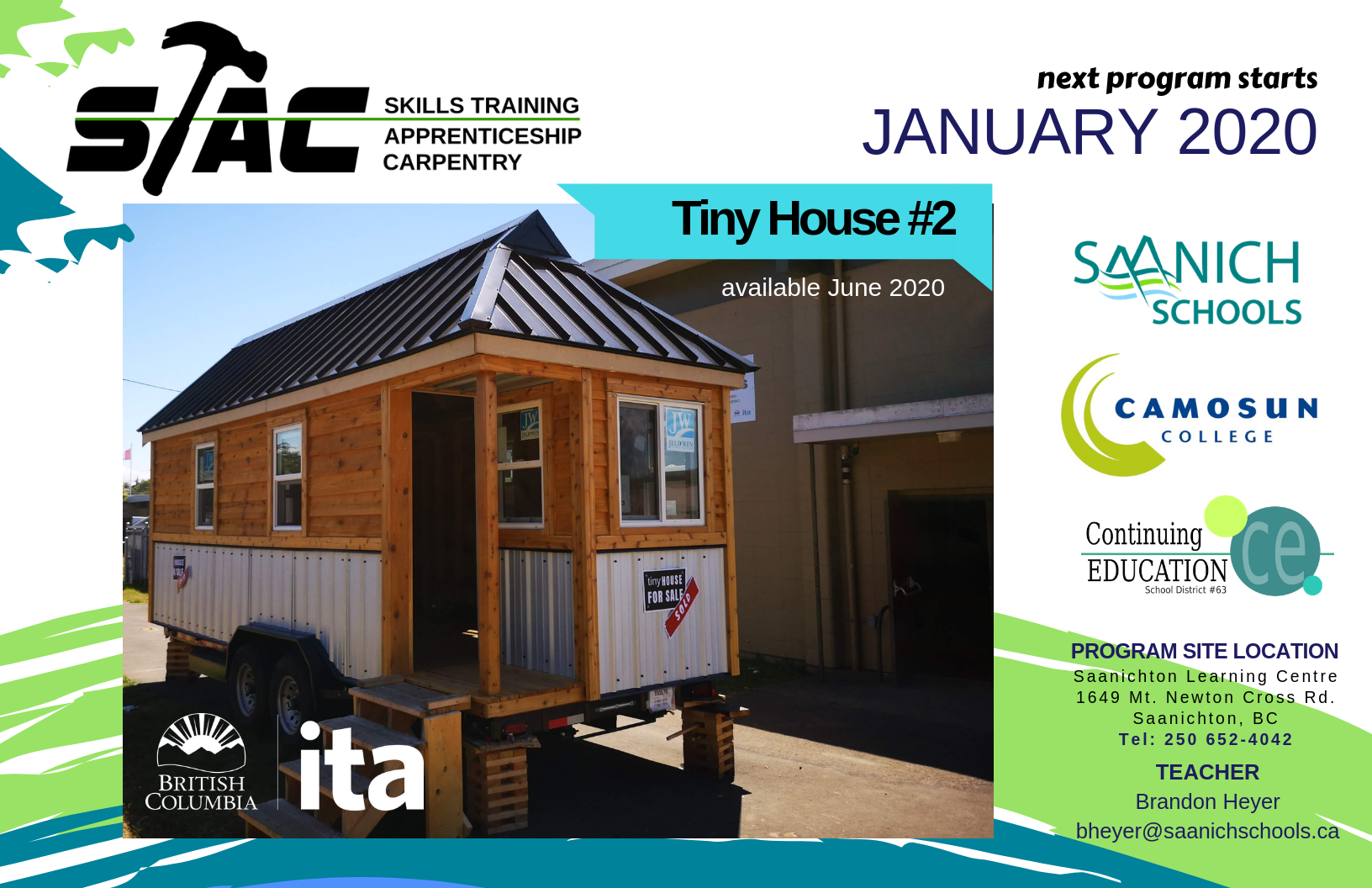 coming soon Tiny house 2