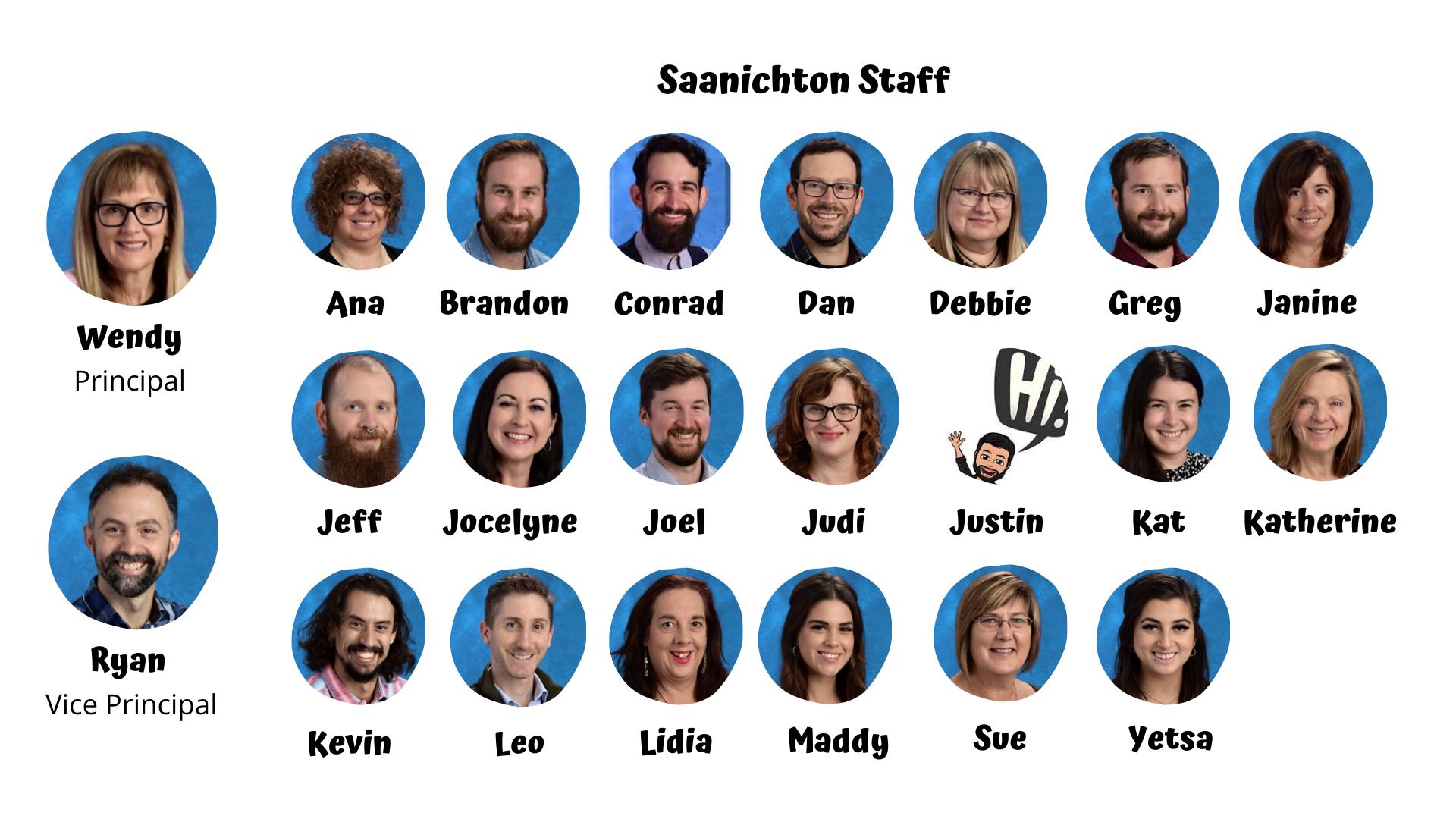 saanichton staff
